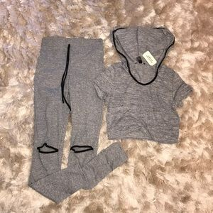 Grey Casual Co-Ord